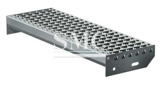 Charmant Steel Stair Tread  GI Grating Stair For Pedal